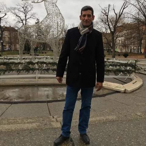 Gábor, 46 éves társkereső férfi - Hódmezővásárhely