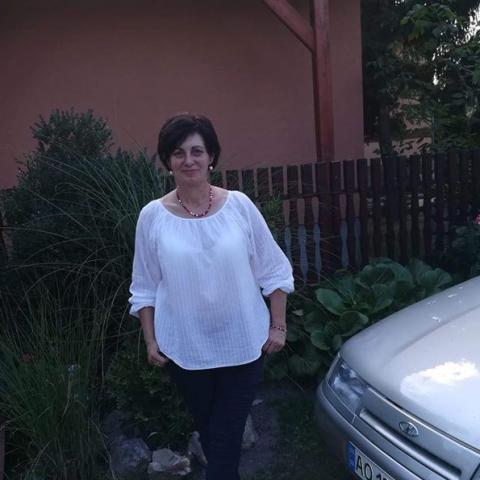 Erzsébet, 55 éves társkereső nő - Beregszász