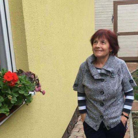 Ibolya, 69 éves társkereső nő - Zamárdi