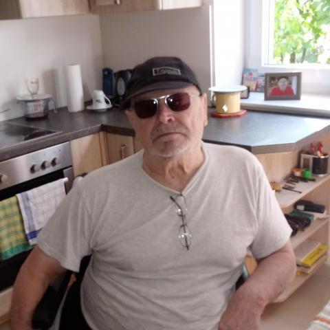 Rudolf, 73 éves társkereső férfi - Olbendorf