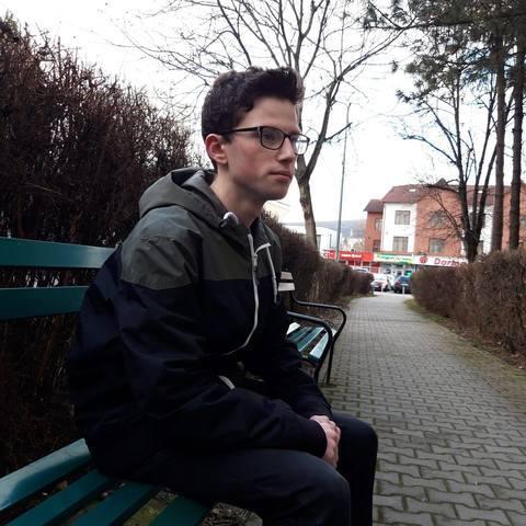 Szilard Barni, 23 éves társkereső férfi - Marosvasarhely