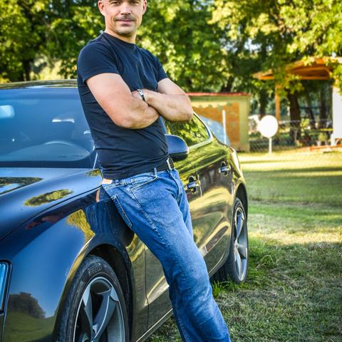Ákos, 35 éves társkereső férfi - Budapest