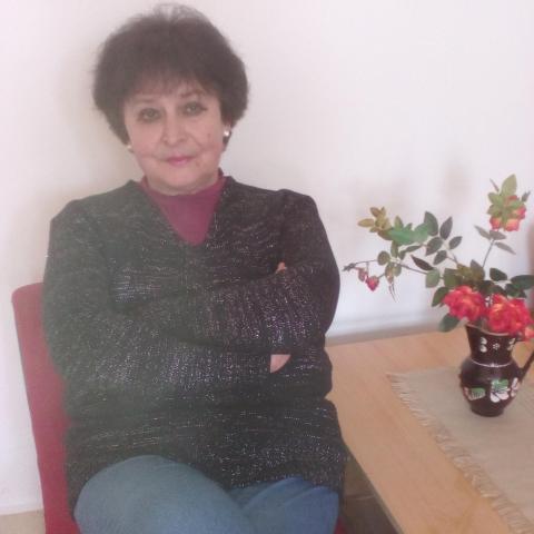 Katalin, 66 éves társkereső nő - Romhány
